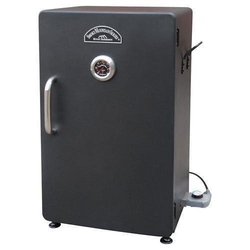"""Landmann 32948 SM 32"""" Electric Smoker, Black"""