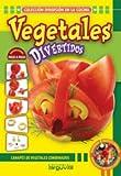 Vegetales divertidos: Canapés de vegetales combinados (Diversion En La Cocina)