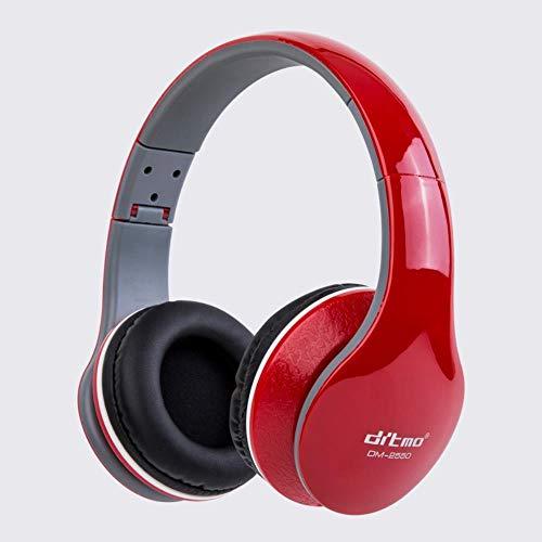 Mazu Homee PS4 juego de auriculares, auriculares de juego con cable, auriculares de música de graves pesados, conector 3.5NNM, adecuado para PC portátil tableta Mac smartphone