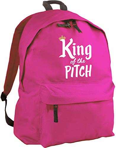 HippoWarehouse King of The Pitch Backpack ruck Sack Dimensions: 31 x 42 x 21 cm Capacity: 18 litres