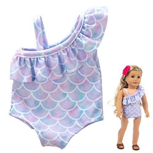 American Girls Doll Ropa - Traje Baño American Girl