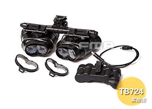 FMA Airsoft Quad Night Vision Brille GPNVG 18