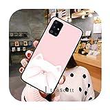 Coque de téléphone en forme de chat pour Samsung Galaxy S5 S6 S7 S8 S9 S10 S10e S20 Edge plus...