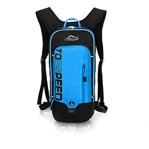 8L Waterproof Cycling Backpack Men Women MTB Bike Water Backpack Rainproof Bicycle Hiking Camping Hydration Backpack 3L Option