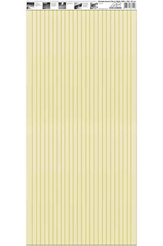 Schellenberg 66257 Rolladendämmung, ernergiespar Wärmedämmung für Rolladen, 1-teilig, 100 x 50 cm/ 13 mm Stärke