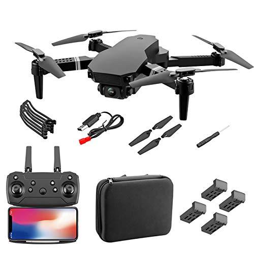 Drone S70 FPV con telecamera doppia/singola 4K/1080P per adulti e bambini,altezza pieghevole mantenendo il quadricottero WiFi per principianti controllo APP,trasmissione in tempo reale