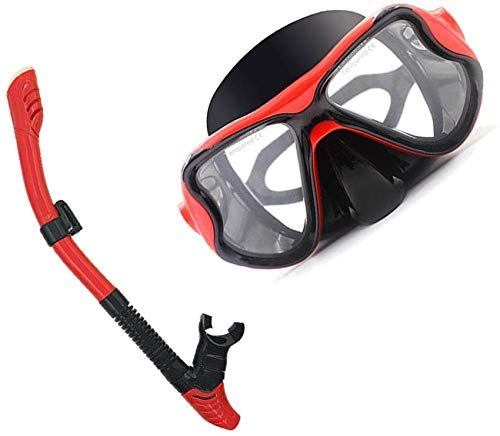 Siliconen duikbril voor volwassenen zwemlaryngoscoop ademhalingsslang onderwater verstelbare onderdompelingsbuis zwemlaryngoscoop