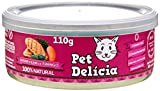 Pet Delícia Maravilha de Frango Grain-Free Natural 110g Pet Delícia Raça Adulto, Sabor Frango 110g