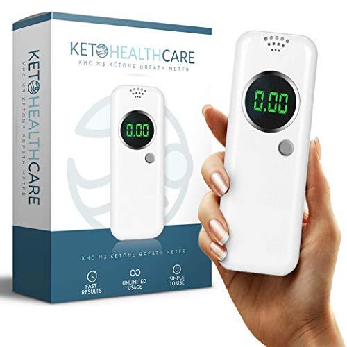KetoHC Premium Ketone Breath Meter …