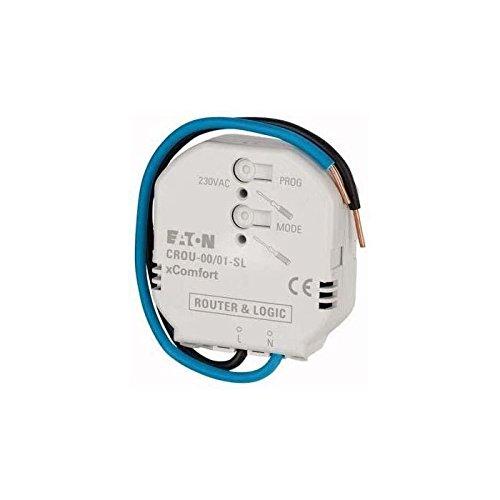 Eaton xComfort draadloze router met logica, CROU-00/01-SL (172944)