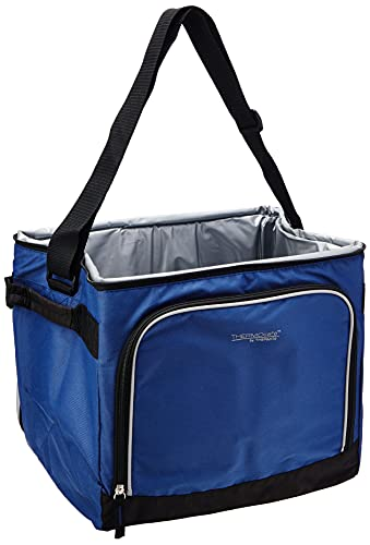 Thermos Family Cool Bag, Polyester, Navy, 30 Litre