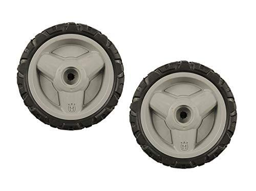 Husqvarna 580365301 Pack of 2 Lawn Mower Wheels