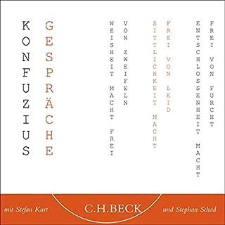 Konfuzius Gespräche Titelbild