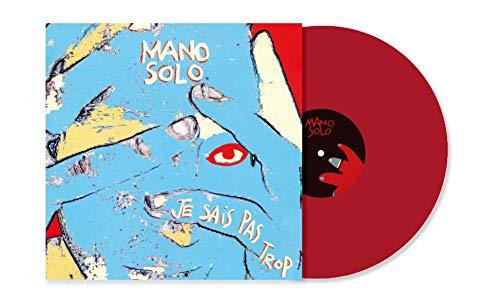 Je Sais Pas Trop (1 Lp Rouge) [Vinyl LP]