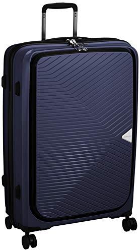 [シフレ] スーツケースジッパー GRE2175 グリーンワークス 保証付 90L 70 cm 4.5kg ネイビー