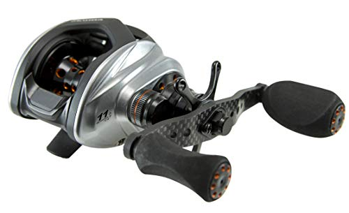 Okuma Fishing Tackle Okuma Helios SX Lightweight Low Profile Baitcast Reel- (Right Hand, 7.3:1 Gear Ratio) Okuma Helios SX Lightweight Low Profile Baitcast Reel- (Right Hand, 7.3:1 Gear Ratio)