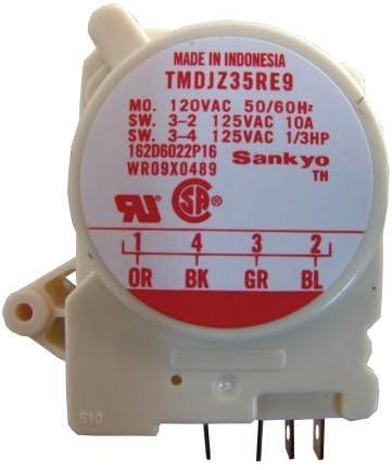 supco-sc952-refrigerator-defrost