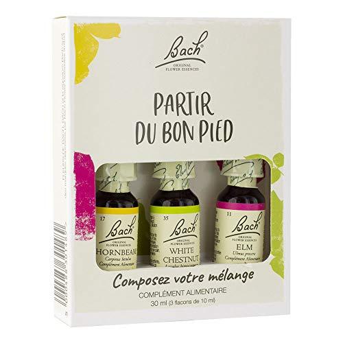 Fleurs de Bach Original Coffret Cadeau, Complément alimentaire, Aide à trouver le réconfort, Vegan, Multi-Minéraux 3 Flacon Compte Gouttes x 20 ml