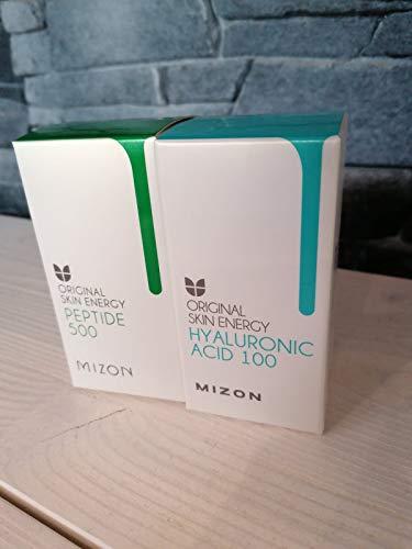 Mizon Cure Complete Bombilla de Serum ácido hialurónico y Peptide Cosmetique Coreen