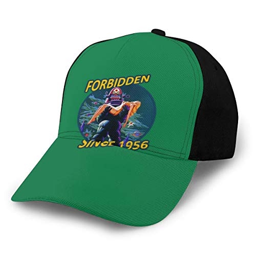 N/ Forbidden Cap Gorra de béisbol, Color Negro