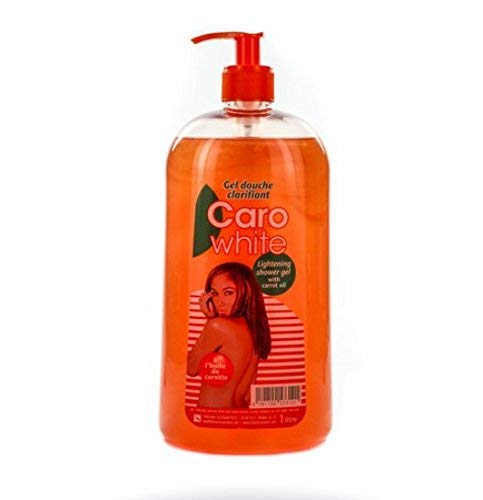 Caro White Lightening Shower Gel 1000ml / 33.8 oz