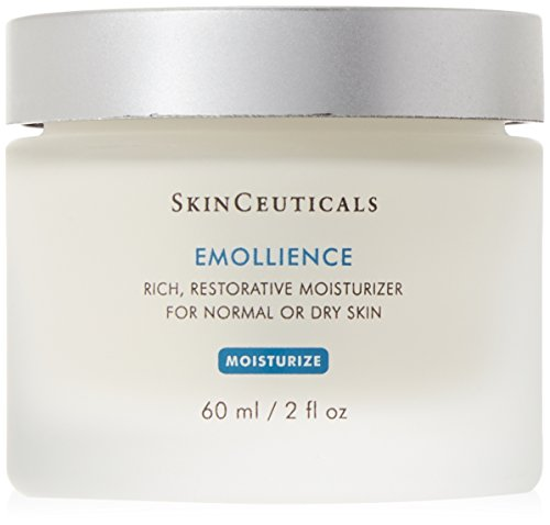 Skinceuticals Emollience Rich, Restorative Moisturizer For Normal Or Dry Skin, 2-Ounce Jar