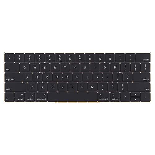 YANTAIAN Reemplazos para portátiles Teclado versión de los EEUU for Macbook Pro 13 Pulgadas A1990 A1989 15 Pulgadas