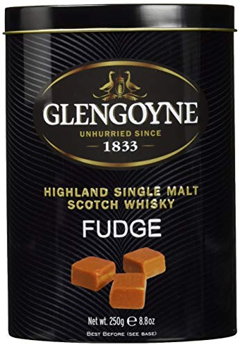 Gardiner´s of Scotland Whisky Fudge 'Glengoyne', 250 g, 19702