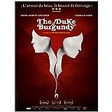 Le duc de Bourgogne (2014) Movie Poster Canvas art Collection home decor photos imprimer sur toile cadeau pour les cinéphiles -50x70cm No Frame