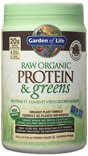 Garden Of Life Garden Of Life Raw Proteine E Verdure Organiche 610G - 610 g