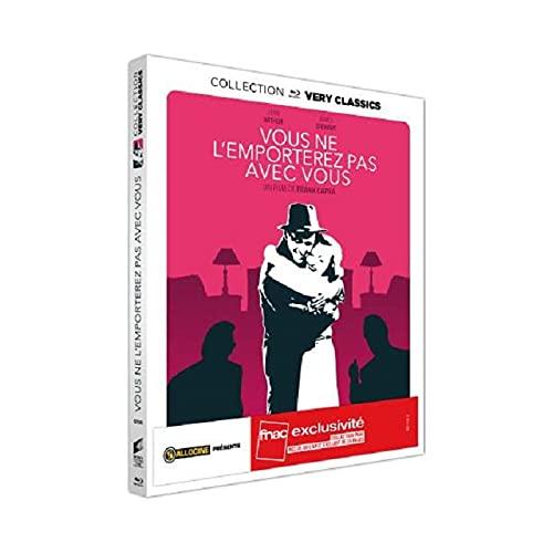 DVD VOUS NE L EMPORTEREZ PAS AVEC VOUS/BLU-RAY+LIVRET