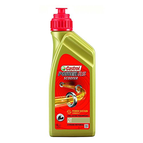 Castrol Power RS Scooter 2T 1-Liter