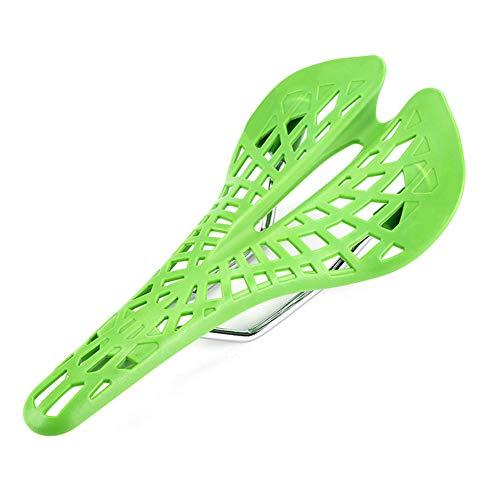JIEHED Inbuilt Saddle Suspension Lightweight Plastic Bicycle Bike Saddle Seat Cushion