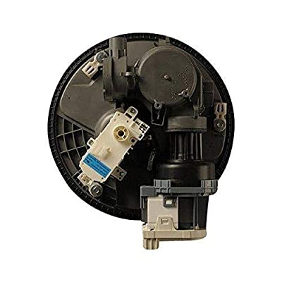 Whirlpool WPW10671941 Dishwasher Pump and Motor Assembly