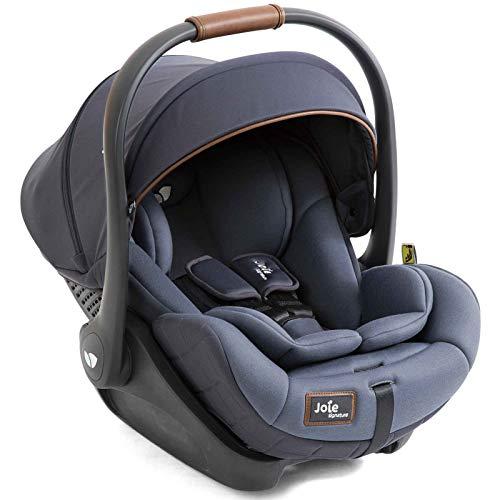 Joie Babyschale i-Level inkl. Isofix-Base Signature Line Granit Bleu | Erhältlich in unserem Babyfachmarkt, bitte kontaktieren Sie uns.