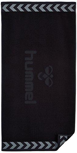 Hummel Handtüch OLD SCHOOL, schwarz, 100 x 50 cm, 25-064-2001