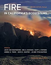 Image of Fire in Californias. Brand catalog list of University of California .
