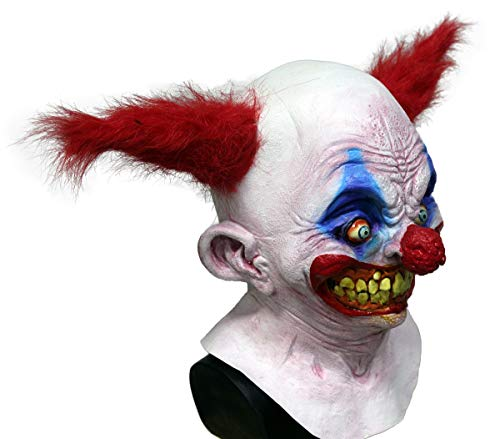 Hengyutoy Mask Látex Máscara Realista Partido de Cosplay de Halloween Disfraz