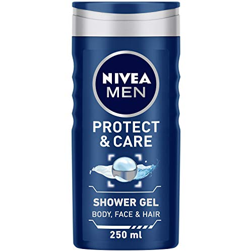 Nivea Men Original Care Shower Gel, 250ml(Ship from India)