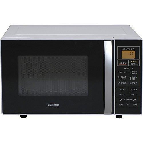 アイリスオーヤマ オーブンレンジ 16L ターンテーブル MO-T1601