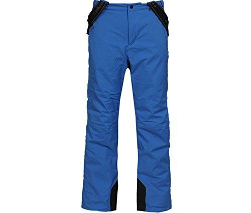 Bergson Herren Skihose Control, Strong Blue [388], 106 - Herren