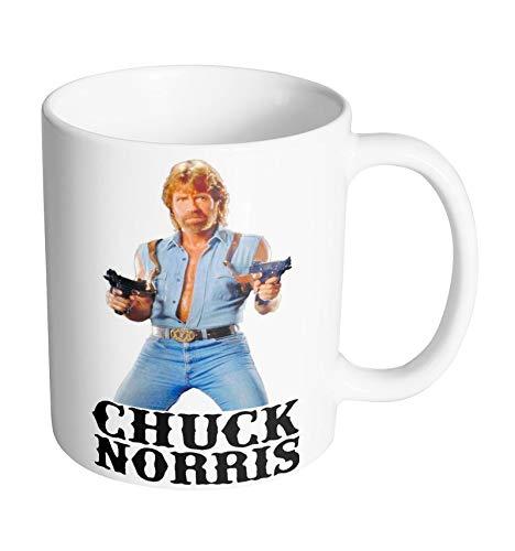 Taza Fun – Chuck Norris Weapon