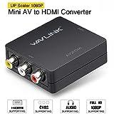 RCA to HDMI Converter,Wavlink 10...