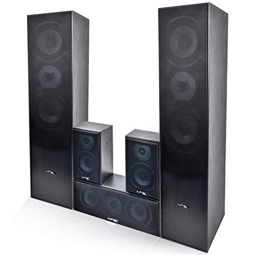 TLC Alle 5 luidsprekers HiFi/Home Theater 850 W LTC