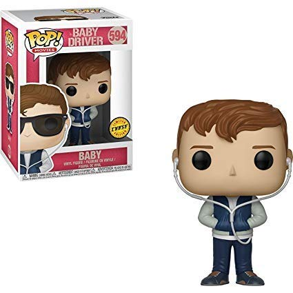 Funko Pop 594 - Baby Chase - Baby Driver