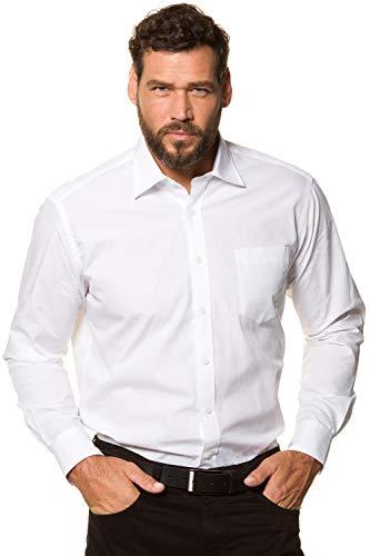 bis 7XL, Hemd, Businesshemd, Anti-Smell, Kentkragen, Brusttasche, Modern Fit, Premium-Qualität weiß 7XL 716866 20-7XL