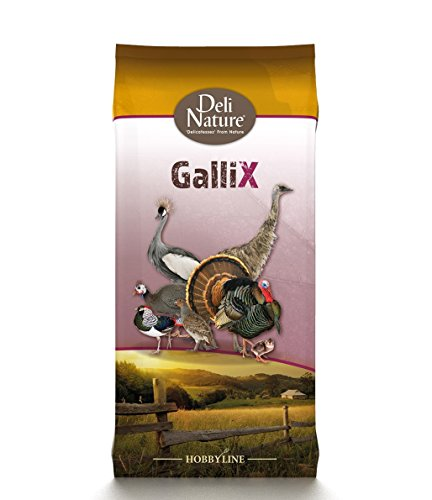 Deli Nature GalliX Ornamental Wachstumspellets 20 kg