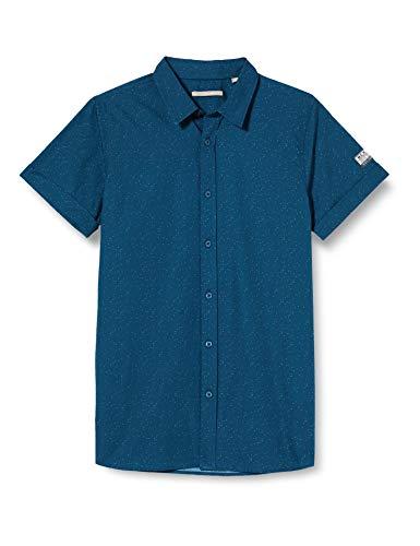 Mexx Jungen 951111 Hemd, Mehrfarbig (Printed 300092), (Herstellergröße: 158)