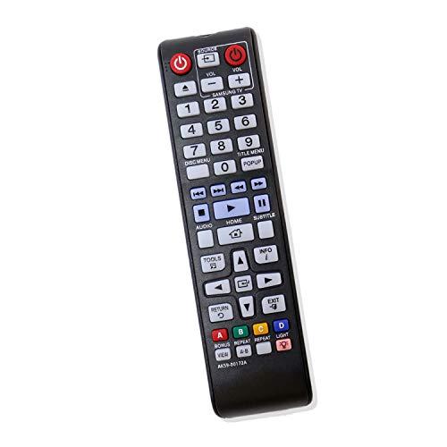 New AK59-00172A AK5900172A Replace Remote Compatilbe with Samsung Blu-Ray Player BDJ5100 BDJ5900 BDJ5700 BD-F5700 BD-J5100 BD-J5900
