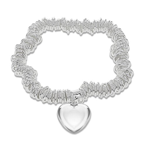 Tuscany Silver 8.28.2851 - Pulsera de plata de ley (925/1000)